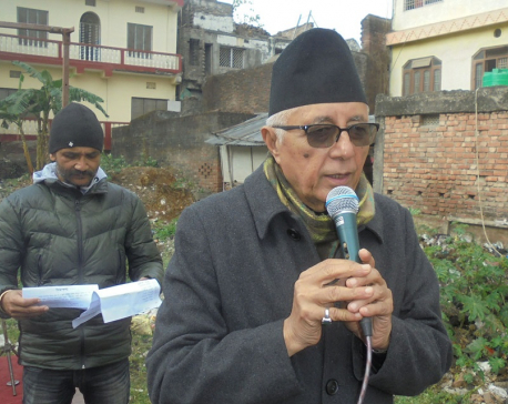 NC able to protect democracy: Leader Dr Koirala