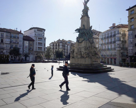 Spain goes under lockdown to fight coronavirus