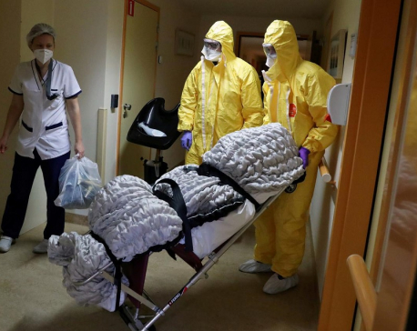 Global coronavirus death toll hits 150,000