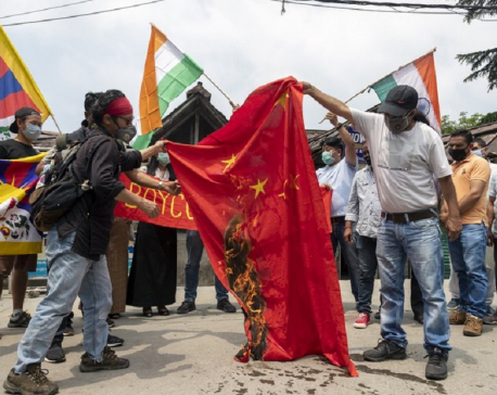 China claims valley where Indian, Chinese soldiers brawled