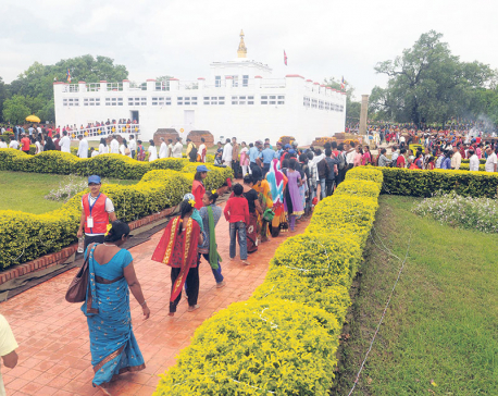 Visit Greater Lumbini Buddhist Circuit to understand Buddha