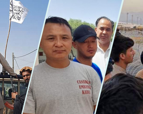 Nepali nationals in Afghanistan plead for their immediate rescue after Taliban insurgents storm Kabul