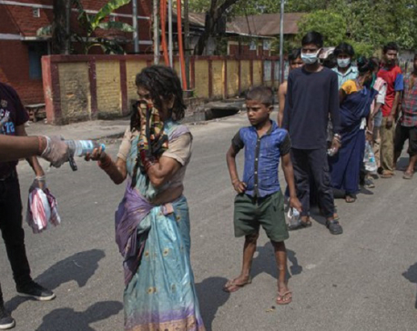 India reports biggest one-day virus spike as lockdown eased