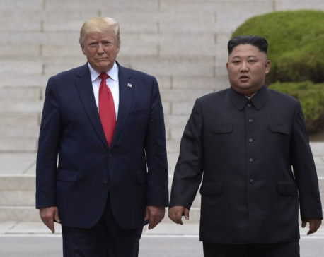 North Korea threatens to resume calling Trump 'dotard'