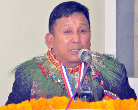 Next action plan would be differently-abled friendly: Minister Gurung