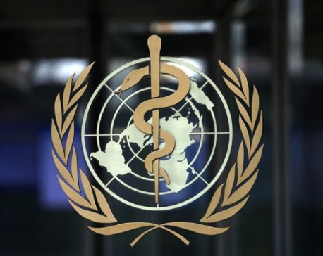 WHO confirms two coronavirus cases among its staff