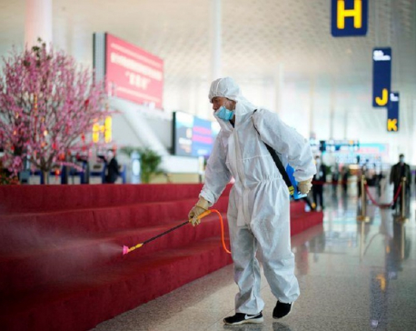 People allowed to leave China's Wuhan as coronavirus lockdown eases