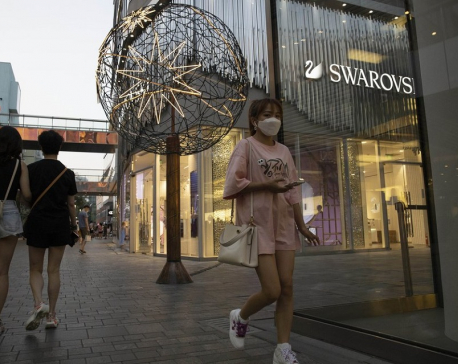 China becomes first economy to grow since virus pandemic