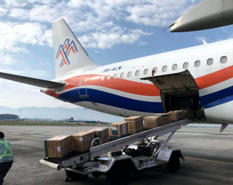 Medical aid from China arrives in Nepal
