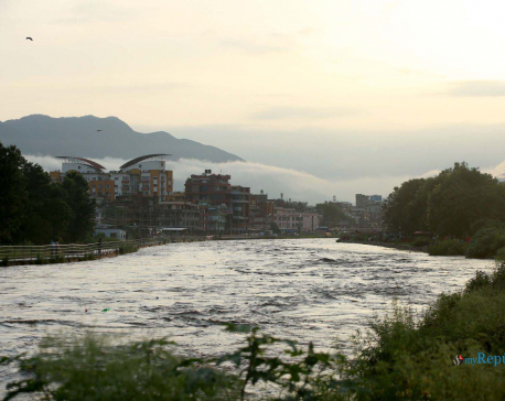 IN PICS: Bagmati in full force