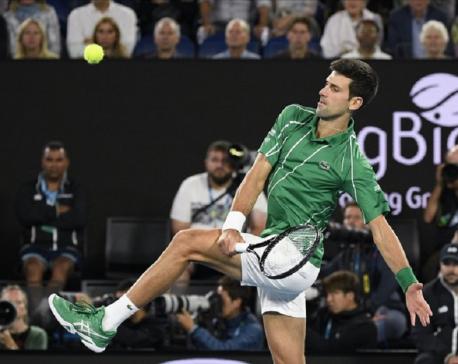 Djokovic tops Thiem, wins 8th Australian title