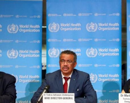 WHO warns of global shortage of coronavirus protective equipment