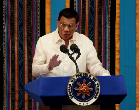 'Shoot them dead' - Philippine leader says won't tolerate lockdown violators