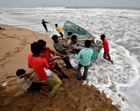 India's Gujarat state evacuates over 200,000 people as cyclone hits