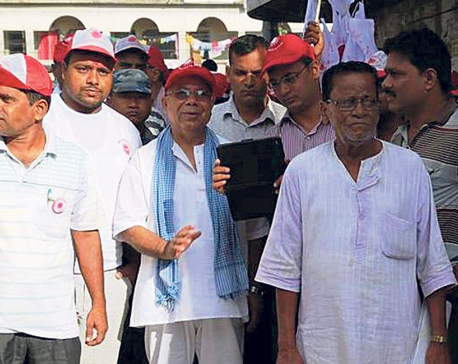 Madhav Nepal is UML's face in Province 2