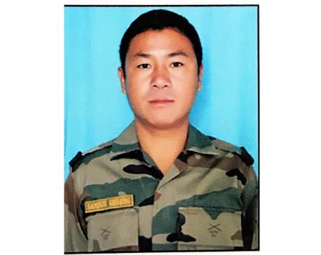 Gurkha soldier from Nepal killed in Pak firing in Jammu and Kashmir