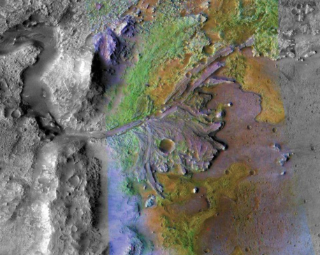 NASA's Mars 2020 rover set to hunt Martian fossils, scout for manned missions