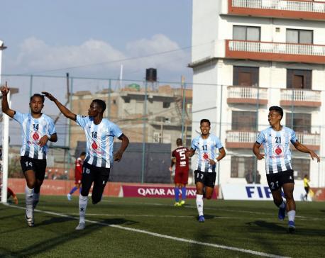 MMC thrashes Sankata 3-0 (with photos)