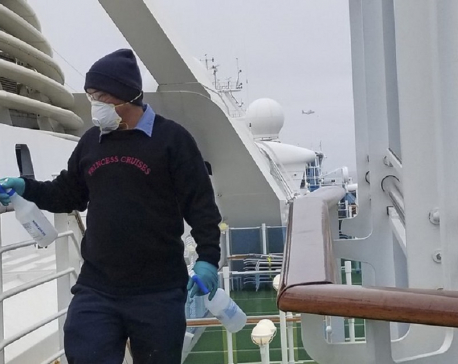 21 positive for coronavirus on cruise ship off California