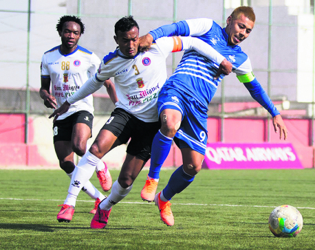 Honors even as late Tamang strike holds Chyasal