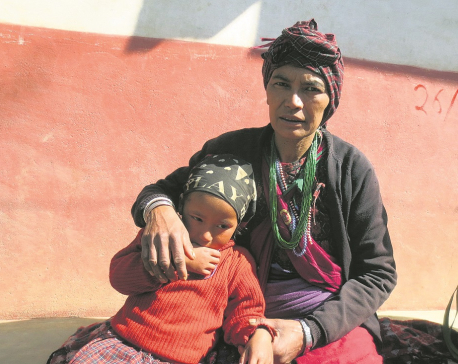 Caste-based domestic violence against women rife in Rolpa