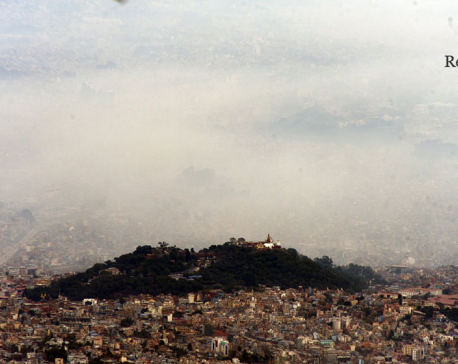 As air quality worsens, Department of Environment urges children, elderly in Kathmandu Valley to stay inside