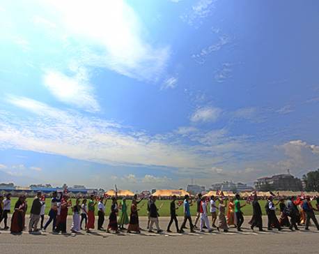 India, China, US, UK among countries congratulating Nepal on Constitution Day