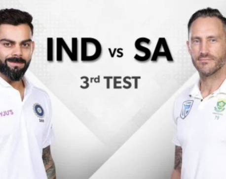 India beat South Africa by innings and 202 runs to sweep series