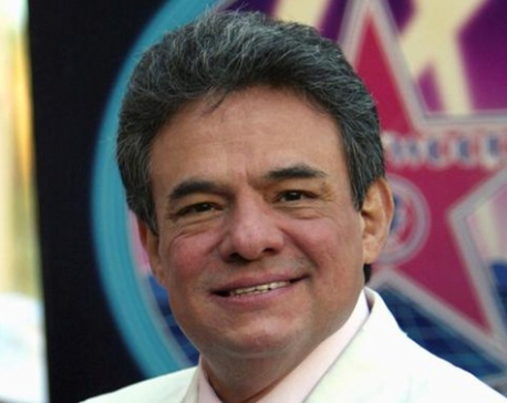 Jose Jose, one of Mexico's most-loved voices, dies at 71