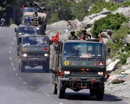 China hands back 10 Indian soldiers taken during border clash - Indian official source
