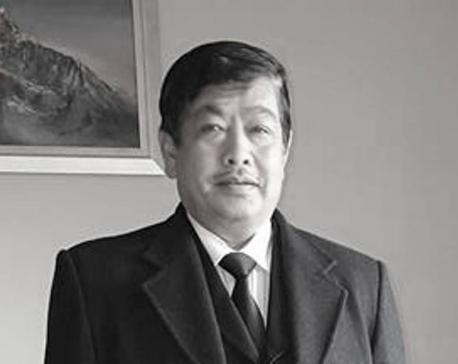 Ruling NCP's central committee member Kaman Singh Lama dies of COVID-19