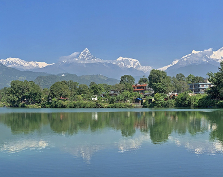 PHOTOS: Lakecity Pokhara's deserted tourist sites