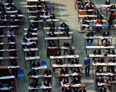 Grade 12 final exams begins amid COVID-19 risk