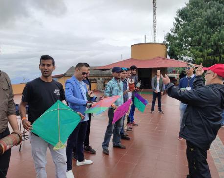 Nepal Republic Media hosts Republica Changa Chait at Nagarkot