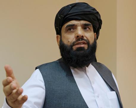 Exclusive: Taliban names Afghan U.N. envoy, asks to speak to world leaders