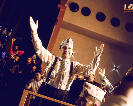 Former King Gyanendra's surprise visit to LOD (with video)