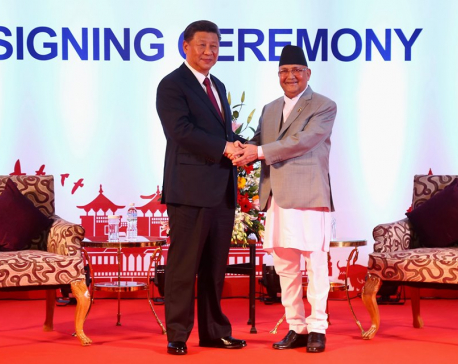 Nepal, China decide to elevate bilateral ties to strategic partnership: joint statement (with full text)