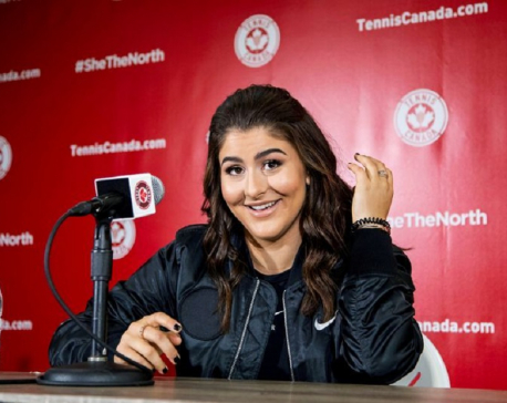 Tennis: Recovering Andreescu to miss Australian Open