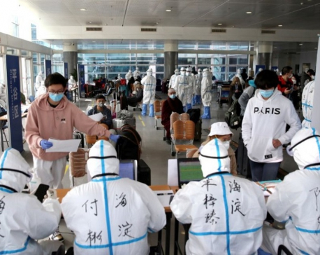 China reports no new local coronavirus transmissions for first time