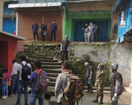 378 Nepalis rescued from Nepal-India border in Baitadi