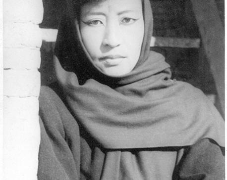 Nostalgia: A portrait of Parijat