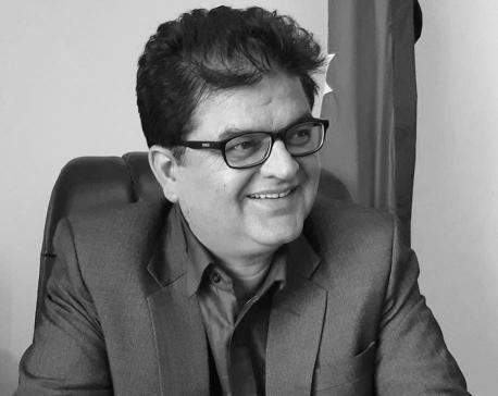 Film Development Board Chair Bhattarai passes away