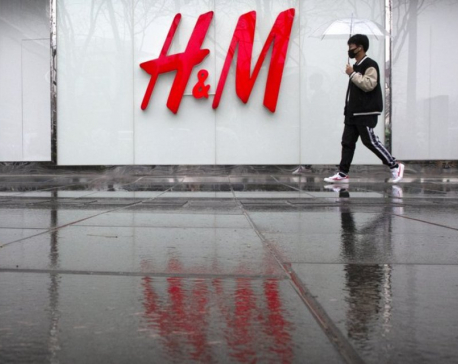 China erasing H&M from internet amid Xinjiang backlash