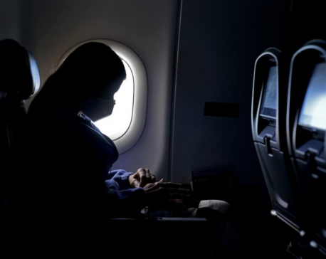 Study finds that blocking seats on planes reduces virus risk
