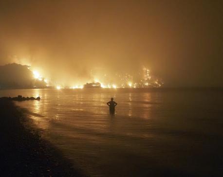 'Code red': UN scientists warn of worsening global warming