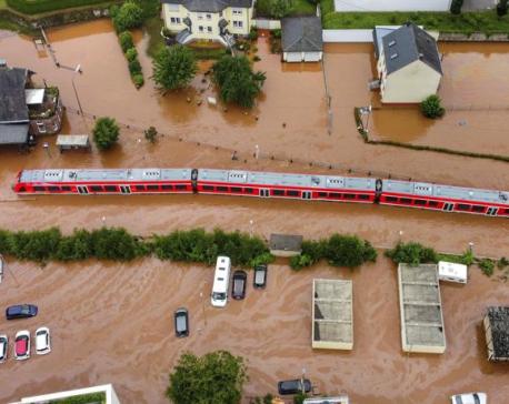 Over 60 dead, dozens missing as severe floods strike Europe