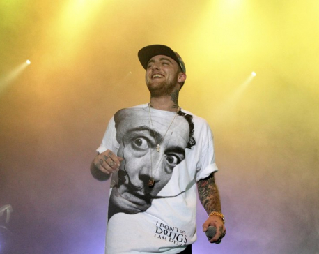 3 charged with providing drugs that killed rapper Mac Miller