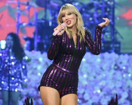 Grammys announce nominees, contenders include Taylor Swift