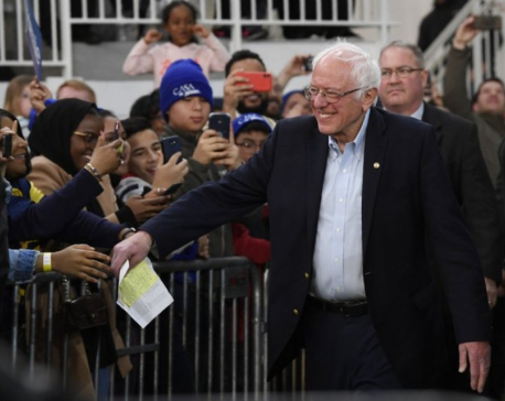 SC results reveal challenge for Sanders among black voters