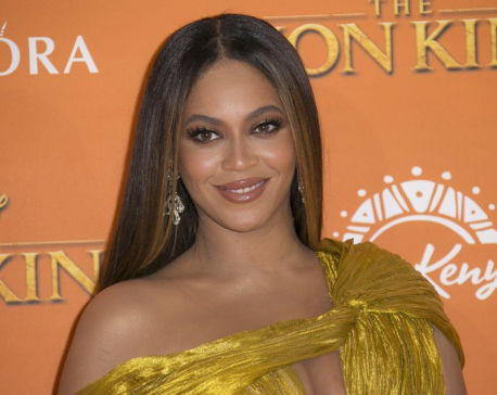 Beyoncé, Gaga offer hope at all-star event fighting COVID-19